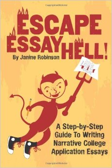 Writing an essay without a prompt?